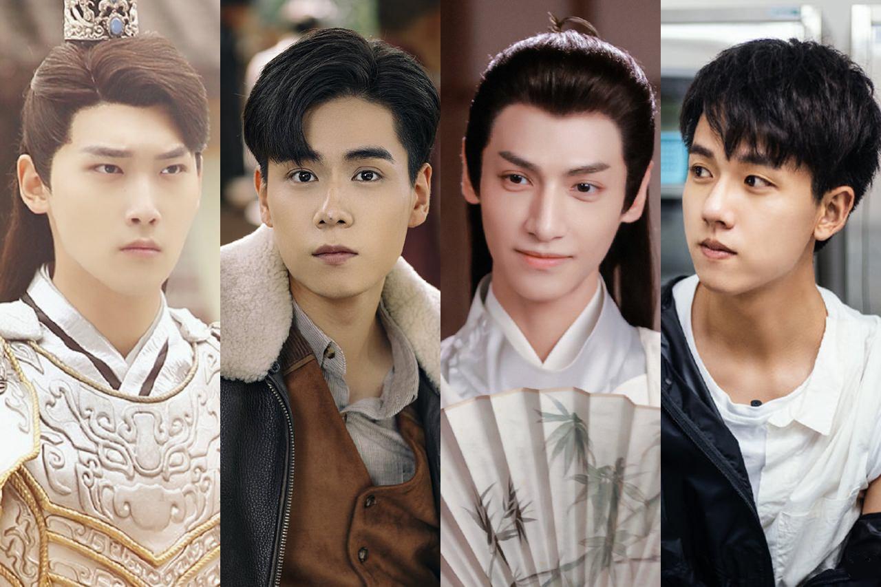 盤點8位網路劇霸屏男演員,飄逸羅雲熙、清新張新成、俊朗鄭業成,誰會是你新晉男神呢?