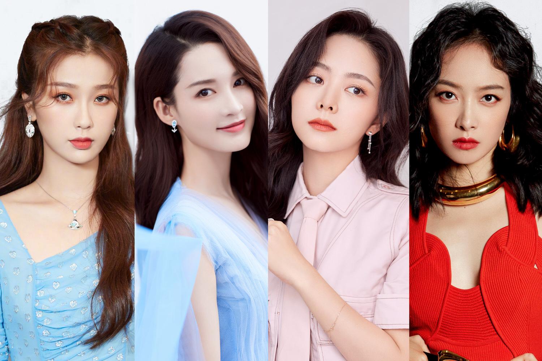 2020金鷹女神8名候選人出爐!這位新生代高調崛起,狠甩前輩宋茜、譚松韻、李沁