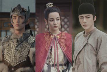 盤點6位《長歌行》男友人選,迪麗熱巴紳士、吳磊體貼、劉宇寧霸氣,還有這個叔系男友,哪個最讓你心動?