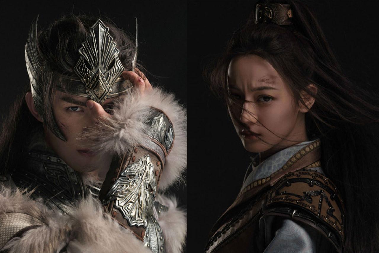 長歌行-吳磊-迪麗熱巴
