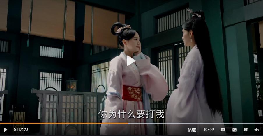 驪歌專治綠茶-錦繡南歌-李沁