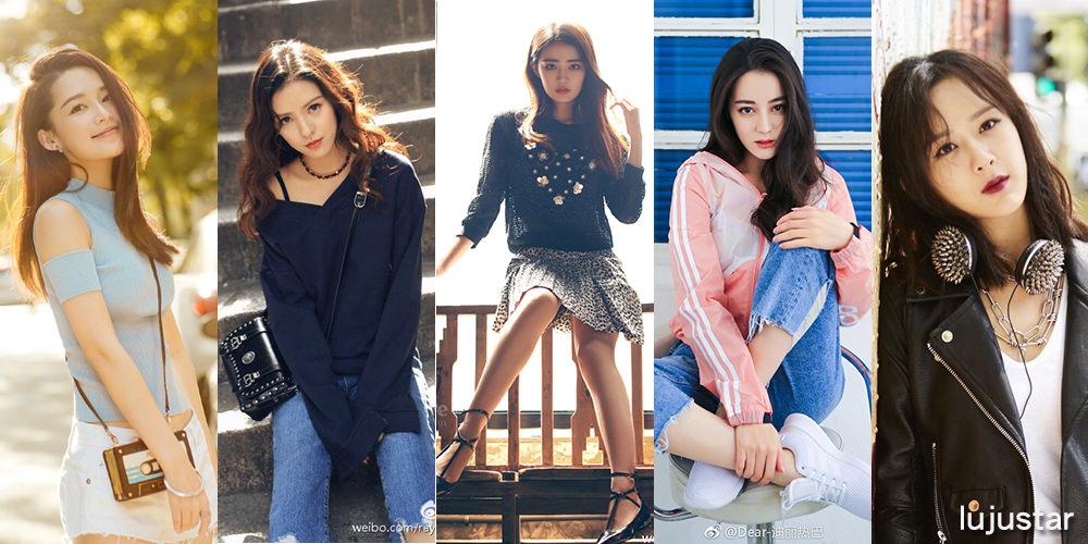 新生代崛起!中國八大高人氣90後女演員,你看好誰的發展?