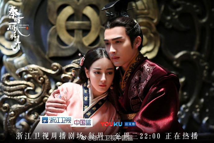 迪麗熱巴新劇《麗姬傳》與嬴政大談虐戀,歷史上她是秦始皇的皇后嗎?!