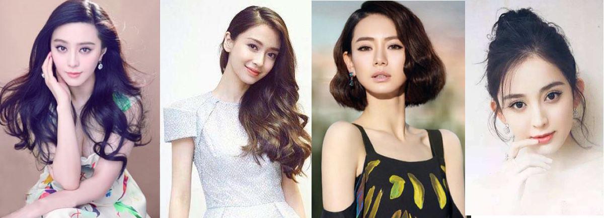 女星的電視劇長短髮評比,楊冪是髮型教科書、她卻被譏得罪造型師?