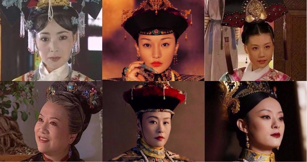 如懿傳歷史原型!與還珠格格、甄嬛傳中角色人物大比較,他們竟是同一人?