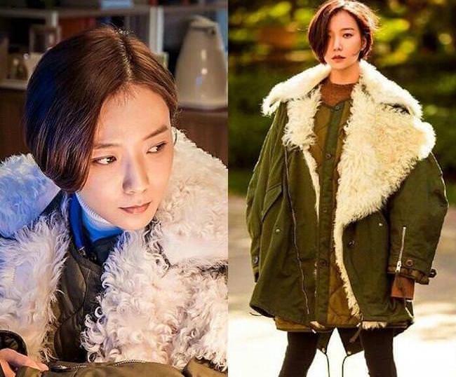 王珞丹俐落短髮,私服穿搭出演《急診科醫生》大受好評!