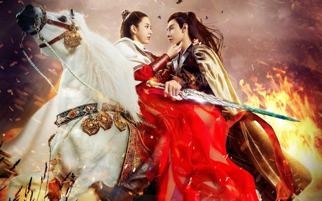 《蜀山戰紀2踏火行歌》演員竟全是新人,趙麗穎、陳偉霆被誰取代了?