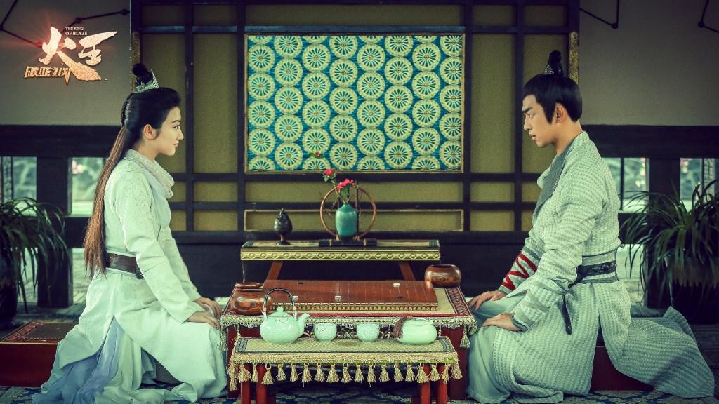 陳柏霖《火王》最新劇照!古裝版大仁哥將於四月開播?