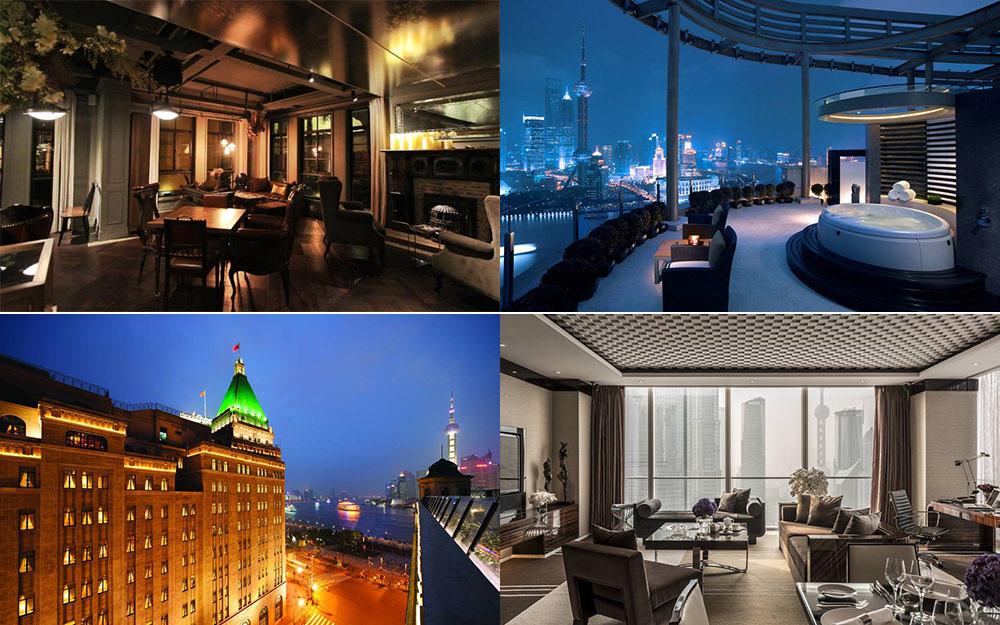 上海住宿推薦|電視劇取景、劇迷自由行必住10間超美飯店!