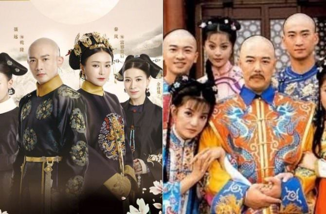 《延禧攻略》嫻妃大戰《還珠格格》小燕子,兩劇角色「多重疊」!?