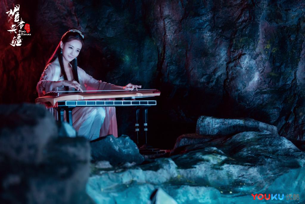 《媚者無疆》魔幻場景太有質感,這道「唯美光影」根本是電影規格!