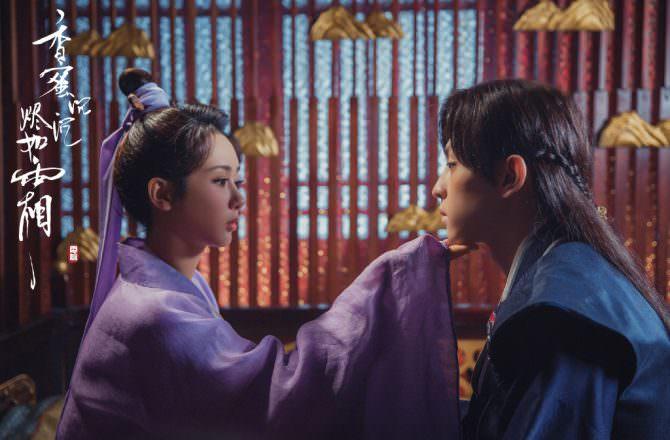 東方仙俠版的羅密歐與茱麗葉,《香蜜沉沉燼如霜》有阻力的愛更誘人!