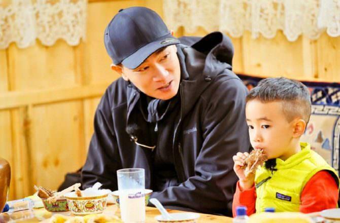 陳小春同Jasper亮相《爸爸去哪兒6》:好想再玩那個節目!