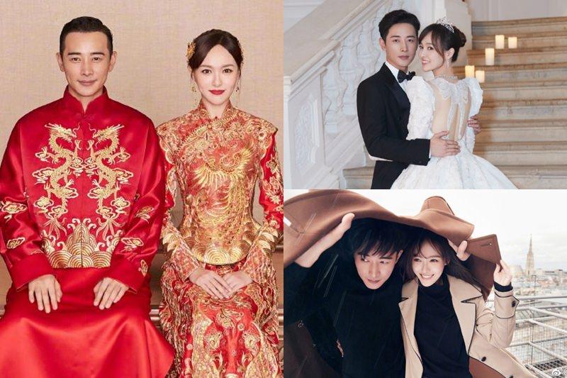 多圖》羅晉唐嫣化身「騎士與公主」,超甜美維也納婚禮現場照首度曝光!