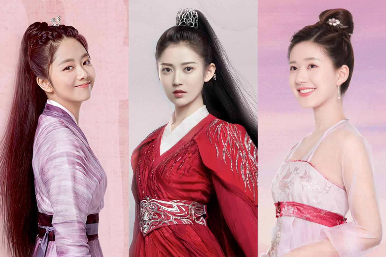 盤點5位網劇愛用女演員,趙露思清新、陳鈺琪英氣、譚松韵機靈,誰是你心頭愛?