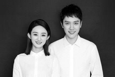 驚!趙麗穎.馮紹峰官宣已分手離婚!男方13字貼文:願未來更好。